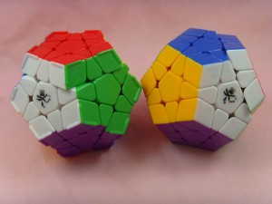 how to solve a megaminx