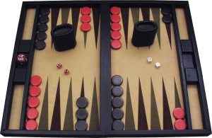 backgammon strategy board game review