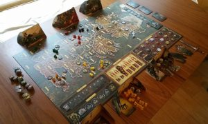 game of thrones strategy board game review
