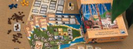strategy board game review of puerto rico - one of the best strategy board games 2016