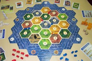 settlers of catan strategy board game top list