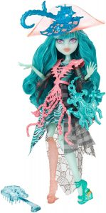 unique looking collectible monster high dolls