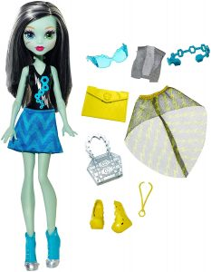 monster high doll with the best accessories
