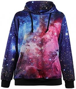 best neon galaxy hoodies